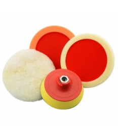 "HotSwap 160mm/6.5"" Pad Set"
